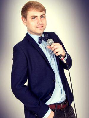 Alexej - Moderator / Sänger / DJ / Saxophonist